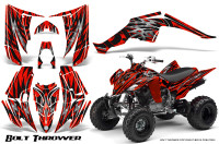 Yamaha-Raptor-350-CreatorX-Graphics-Kit-Bolt-Thrower-Red