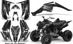 Yamaha Raptor 350 CreatorX Graphics Kit Cold Fusion Black 150x90 - Yamaha Raptor 350 Graphics