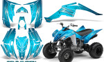 Yamaha Raptor 350 CreatorX Graphics Kit Cold Fusion BlueIce 150x90 - Yamaha Raptor 350 Graphics
