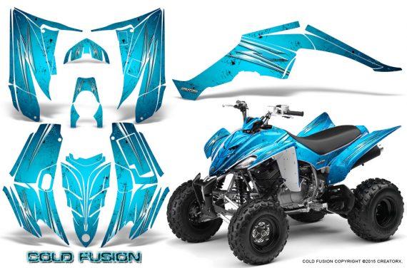 Yamaha Raptor 350 CreatorX Graphics Kit Cold Fusion BlueIce 570x376 - Yamaha Raptor 350 Graphics