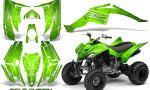 Yamaha Raptor 350 CreatorX Graphics Kit Cold Fusion GreenLime 150x90 - Yamaha Raptor 350 Graphics