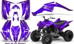 Yamaha Raptor 350 CreatorX Graphics Kit Cold Fusion Purple 150x90 - Yamaha Raptor 350 Graphics