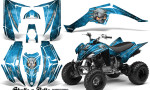 Yamaha Raptor 350 CreatorX Graphics Kit Skulls Bolts Metal BlueIce BlueIce 150x90 - Yamaha Raptor 350 Graphics