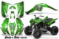 Yamaha-Raptor-350-CreatorX-Graphics-Kit-Skulls-Bolts-Metal-Yellow-Green