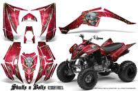 Yamaha-Raptor-350-CreatorX-Graphics-Kit-Skulls-Bolts-Metal-Yellow-Red