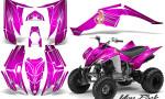 Yamaha Raptor 350 CreatorX Graphics Kit You Rock Pink 150x90 - Yamaha Raptor 350 Graphics