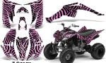 Yamaha Raptor 350 CreatorX Graphics Kit ZCamo PinkLite BB 150x90 - Yamaha Raptor 350 Graphics