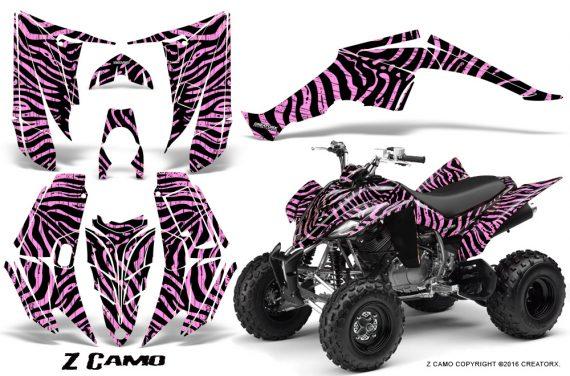 Yamaha Raptor 350 CreatorX Graphics Kit ZCamo PinkLite BB 570x376 - Yamaha Raptor 350 Graphics