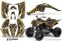 Yamaha-Raptor-350-CreatorX-Graphics-Kit-ZCamo-Yellow