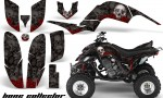 Yamaha Raptor 660 AMR Graphics BoneCollector Black 150x90 - Yamaha Raptor 660 Graphics