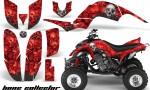 Yamaha Raptor 660 AMR Graphics BoneCollector Red 150x90 - Yamaha Raptor 660 Graphics