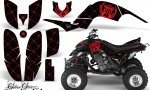 Yamaha Raptor 660 AMR Graphics Reloaded Red BlackBG 150x90 - Yamaha Raptor 660 Graphics