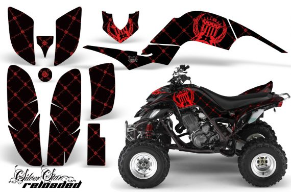 Yamaha Raptor 660 AMR Graphics Reloaded Red BlackBG 570x376 - Yamaha Raptor 660 Graphics