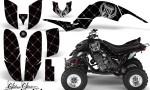 Yamaha Raptor 660 AMR Graphics Reloaded Silver BlackBG 150x90 - Yamaha Raptor 660 Graphics