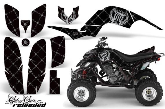 Yamaha Raptor 660 AMR Graphics Reloaded Silver BlackBG 570x376 - Yamaha Raptor 660 Graphics