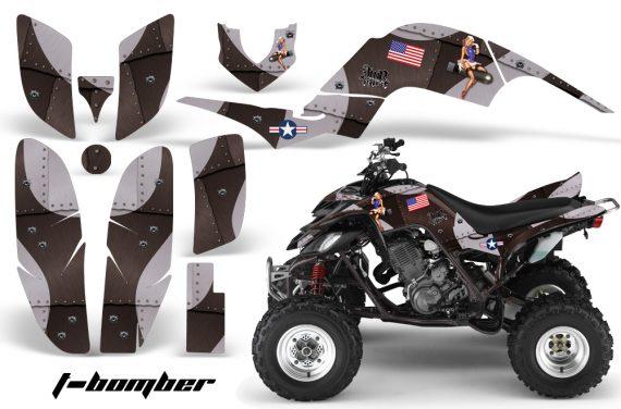 Yamaha Raptor 660 AMR Graphics T Bomber Black 570x376 - Yamaha Raptor 660 Graphics