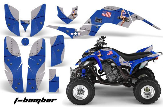 Yamaha Raptor 660 AMR Graphics T Bomber Blue 570x376 - Yamaha Raptor 660 Graphics