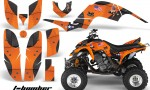 Yamaha Raptor 660 AMR Graphics T Bomber Orange 150x90 - Yamaha Raptor 660 Graphics