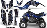 Yamaha Raptor 660 AMR Graphics Toxicity Blue 150x90 - Yamaha Raptor 660 Graphics