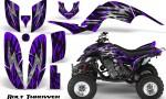 Yamaha Raptor 660 CreatorX Graphics Kit Bolt Thrower Purple 150x90 - Yamaha Raptor 660 Graphics