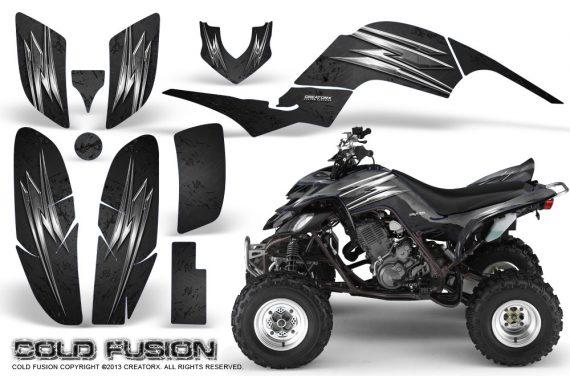 Yamaha Raptor 660 CreatorX Graphics Kit Cold Fusion Black 570x376 - Yamaha Raptor 660 Graphics