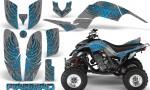 Yamaha Raptor 660 CreatorX Graphics Kit Firebird BlueIce Silver 150x90 - Yamaha Raptor 660 Graphics