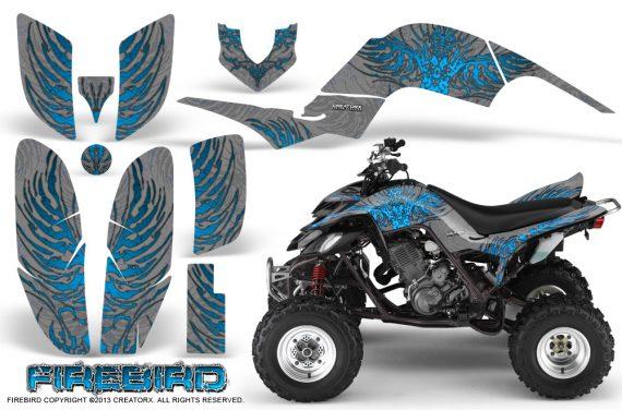Yamaha Raptor 660 CreatorX Graphics Kit Firebird BlueIce Silver 570x376 - Yamaha Raptor 660 Graphics