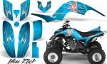 Yamaha Raptor 660 CreatorX Graphics Kit You Rock BlueIce 150x90 - Yamaha Raptor 660 Graphics