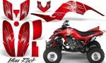 Yamaha Raptor 660 CreatorX Graphics Kit You Rock Red 150x90 - Yamaha Raptor 660 Graphics