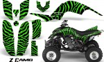 Yamaha Raptor 660 CreatorX Graphics Kit ZCamo Green BB 150x90 - Yamaha Raptor 660 Graphics