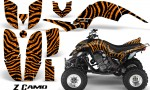 Yamaha Raptor 660 CreatorX Graphics Kit ZCamo Orange BB 150x90 - Yamaha Raptor 660 Graphics