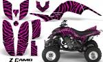 Yamaha Raptor 660 CreatorX Graphics Kit ZCamo Pink 150x90 - Yamaha Raptor 660 Graphics