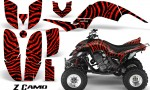 Yamaha Raptor 660 CreatorX Graphics Kit ZCamo Red 150x90 - Yamaha Raptor 660 Graphics