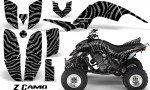 Yamaha Raptor 660 CreatorX Graphics Kit ZCamo Silver 150x90 - Yamaha Raptor 660 Graphics