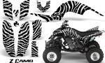 Yamaha Raptor 660 CreatorX Graphics Kit ZCamo White BB 150x90 - Yamaha Raptor 660 Graphics