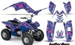 Yamaha Raptor 80 AMR Graphic Kit Butterflies Pink Blue 150x90 - Yamaha Raptor 80 Graphics