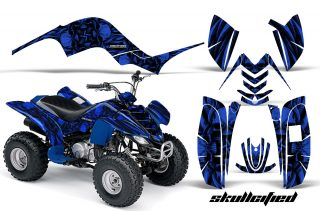 Yamaha Raptor 80 Graphics