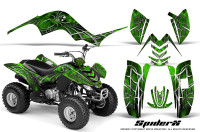 Yamaha-Raptor-80-CreatorX-Graphics-Kit-SpiderX-Green
