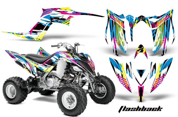 Yamaha Raptor YFM700R 2013 AMR Graphics Kit Flashback 570x376 - Yamaha Raptor 700 2013-2018 Graphics