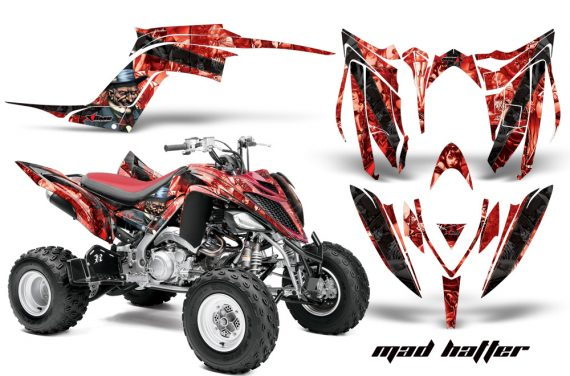 Yamaha Raptor YFM700R 2013 AMR Graphics Kit MAD HATTER RK 570x376 - Yamaha Raptor 700 2013-2018 Graphics