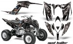 Yamaha Raptor YFM700R 2013 AMR Graphics Kit Mad Hatter KSilver 150x90 - Yamaha Raptor 700 2013-2018 Graphics