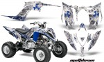 Yamaha Raptor YFM700R 2013 AMR Graphics Kit Meltdown U W 150x90 - Yamaha Raptor 700 2013-2018 Graphics