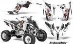 Yamaha Raptor YFM700R 2013 AMR Graphics Kit TBomber KW 150x90 - Yamaha Raptor 700 2013-2018 Graphics
