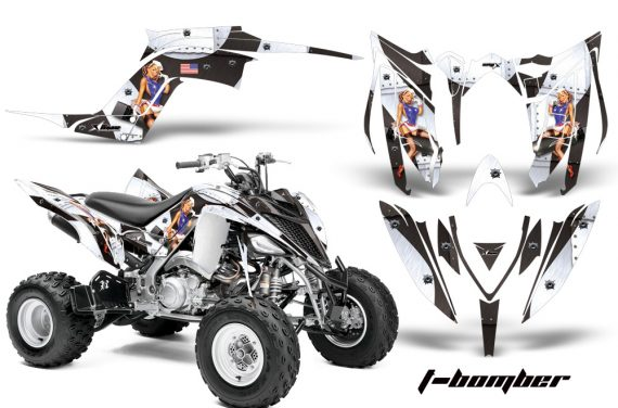 Yamaha Raptor YFM700R 2013 AMR Graphics Kit TBomber KW 570x376 - Yamaha Raptor 700 2013-2018 Graphics