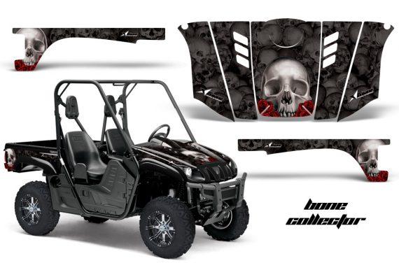 Yamaha Rhino AMR Graphics Kit Bones B 570x376 - Yamaha Rhino 700/660/450 Graphics