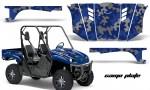 Yamaha Rhino AMR Graphics Kit CamoPlate BL 150x90 - Yamaha Rhino 700/660/450 Graphics