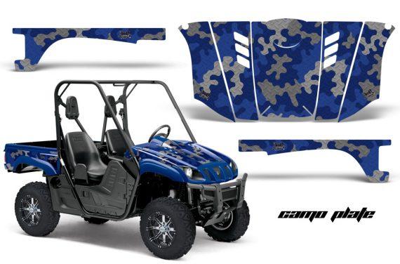 Yamaha Rhino AMR Graphics Kit CamoPlate BL 570x376 - Yamaha Rhino 700/660/450 Graphics