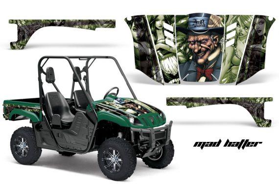 Yamaha Rhino AMR Graphics Kit Hatter GreenBlackSt 570x376 - Yamaha Rhino 700/660/450 Graphics