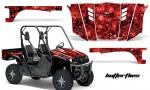 Yamaha Rhino AMR Graphics Kit RHINO BUTTERFLIES BR 150x90 - Yamaha Rhino 700/660/450 Graphics