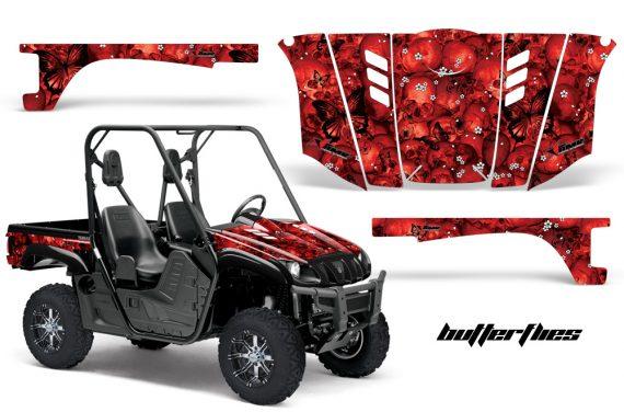 Yamaha Rhino AMR Graphics Kit RHINO BUTTERFLIES BR 570x376 - Yamaha Rhino 700/660/450 Graphics